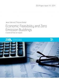 ZEB project report 2014-19